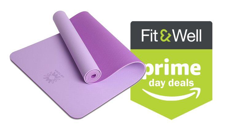 Yoga mat deals on Amazon Prime Day