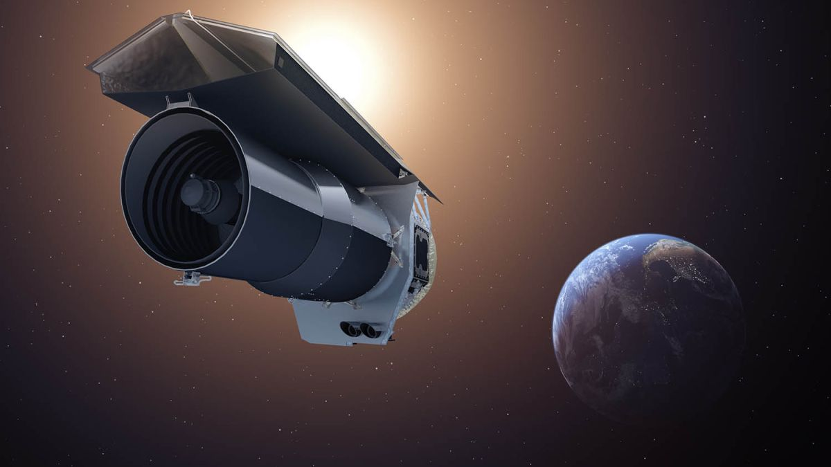 The Spitzer Space Telescope will shut down Jan. 30. NASA celebrates its legacy this week. - Space.com