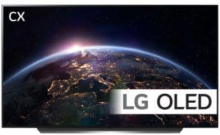 "LG 65"" CX 4K OLED TV"