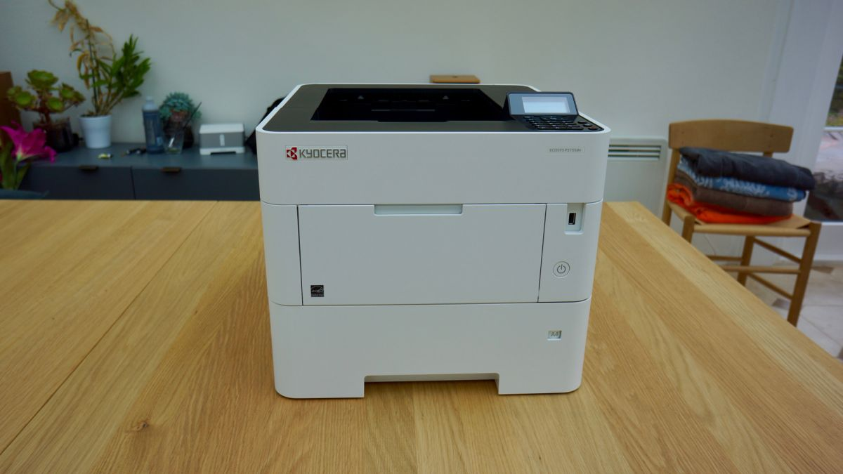 Kyocera Ecosys P3155dn review