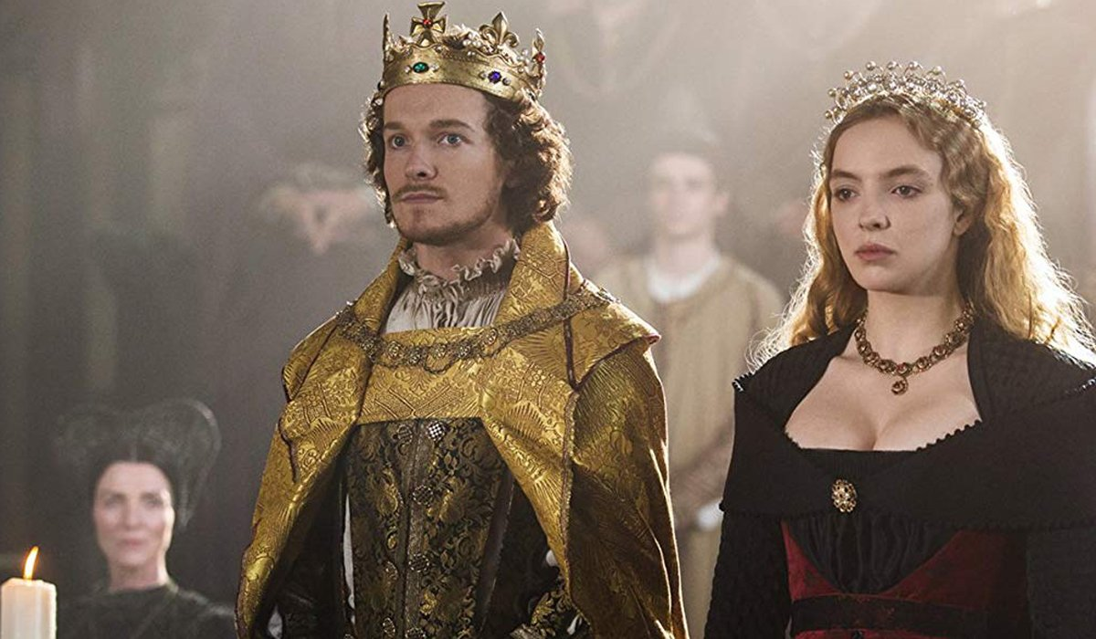 Jodie Comer in The White Princess Starz