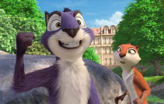 The Nut Job 2: Nutty By Nature Will Arnett as Surly Katherine Heigl as Andie