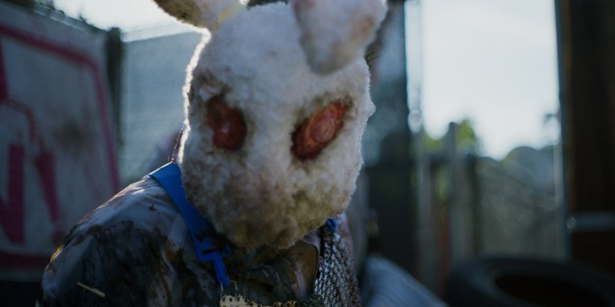 The Forever Purge bunny mask