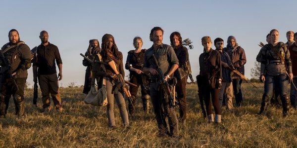 the walking dead season 8 finale rick guns