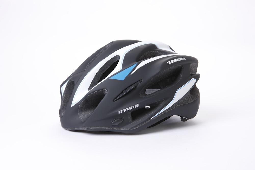 decathlon b 39 twin bh700 mtb helmet review cycling weekly. Black Bedroom Furniture Sets. Home Design Ideas