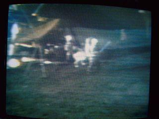 Apollo 14 golf shot