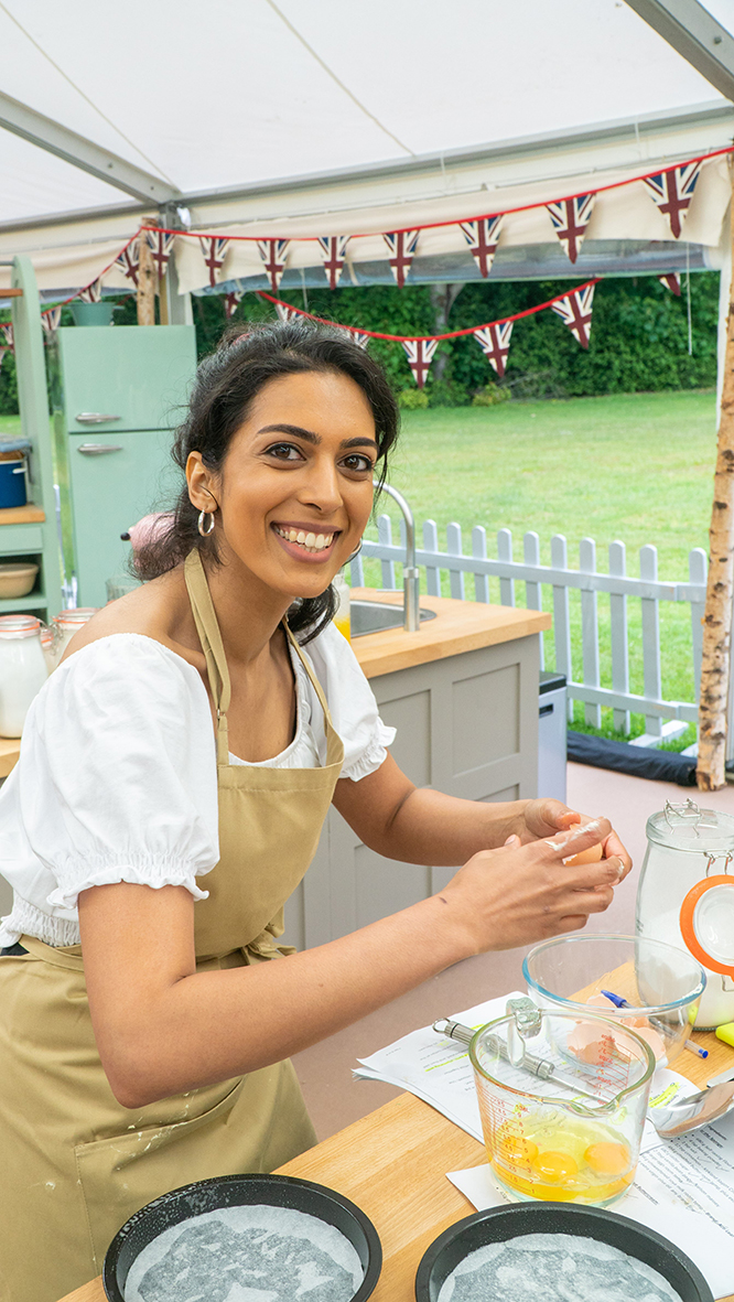 Crystelle The Great British Bake Off