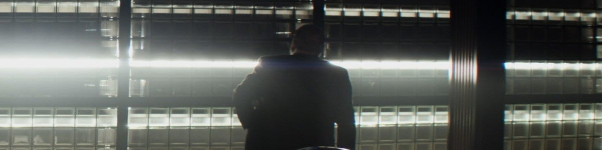 Dreykov (Ray Winstone) in Black Widow