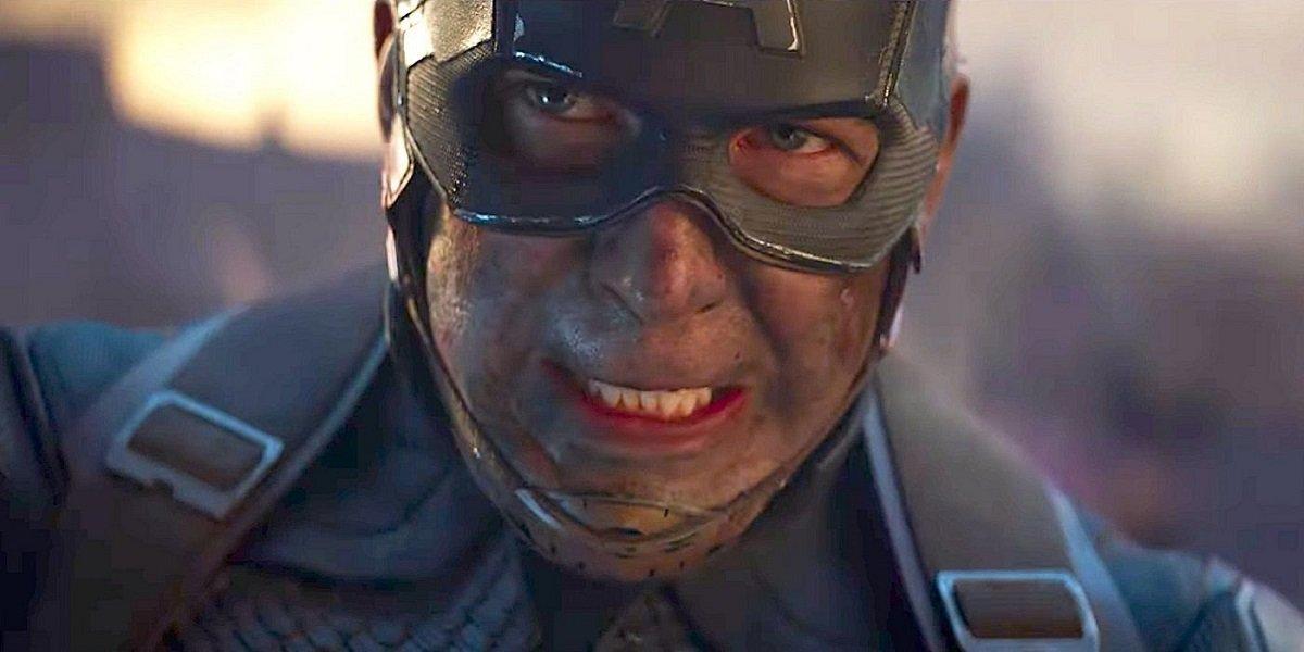 Captain America Avengers: Endgame