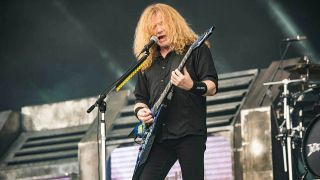Watch a 360º video of Megadeth walking to the stage at