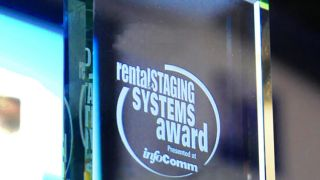 InfoComm Rental & Staging New Product Award Winners