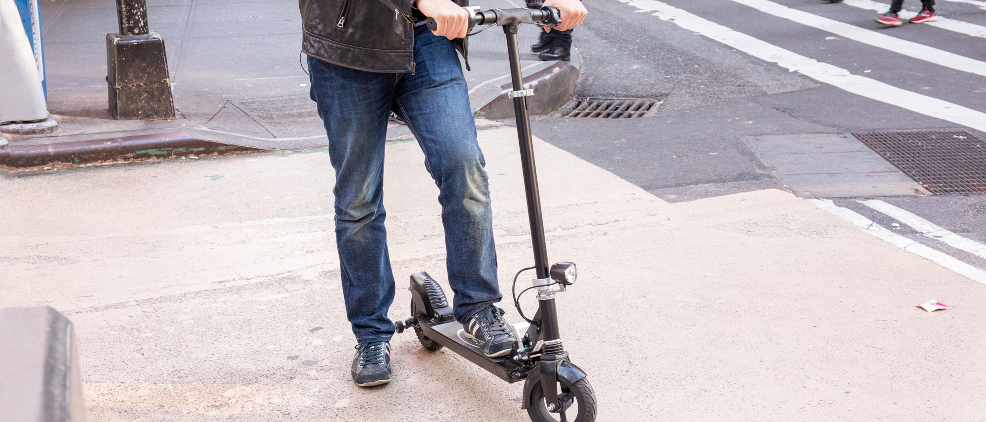 Melhores scooters elétricas: Glion Dolly