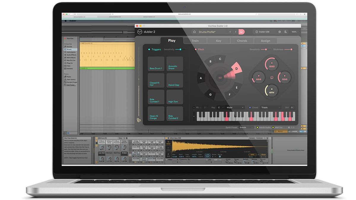 Sing your way to success with the Dubler 2 voice-to-MIDI software