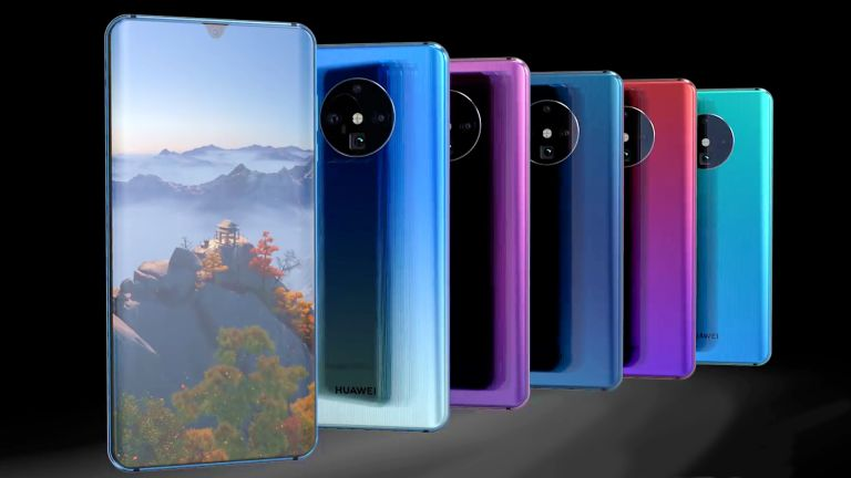 Huawei Mate 30 Pro video reveals Beauty Pageant-winning new design | T3