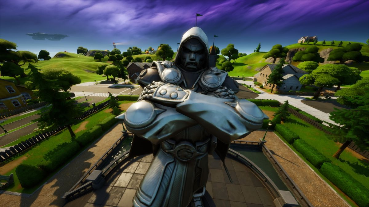 Fortnite Season 4 Map Guide Every New Location Pc Gamer