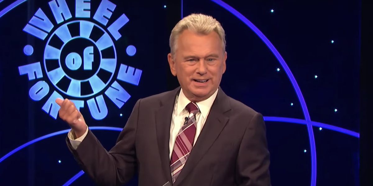 Watch Wheel Of Fortune's Pat Sajak Hilariously Go Off On 'Ungrateful' Contestant