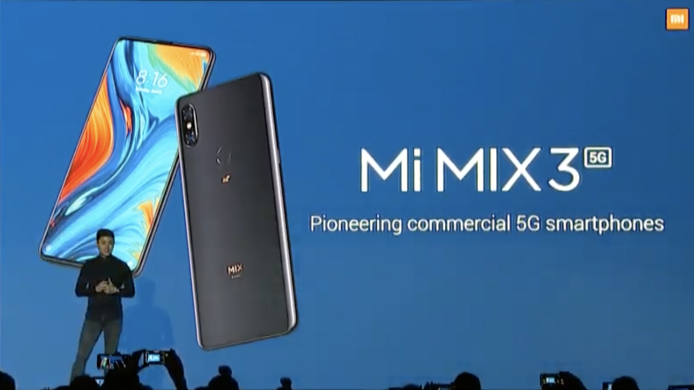Xiaomi Mi Mix 3 5G is Real and It's Out in May | Tom's Guide
