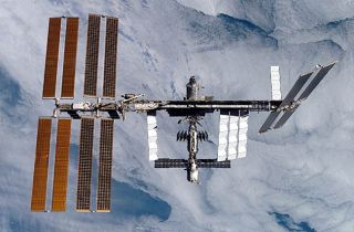 Stepping Forward: The Year in Spaceflight