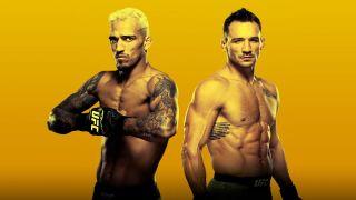 UFC 262 Oliveira vs. Chandler promo banner