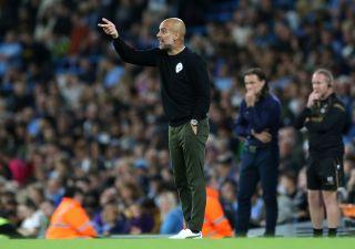 Manchester City v Wycombe Wanderers – Carabao Cup – Third Round – Etihad Stadium