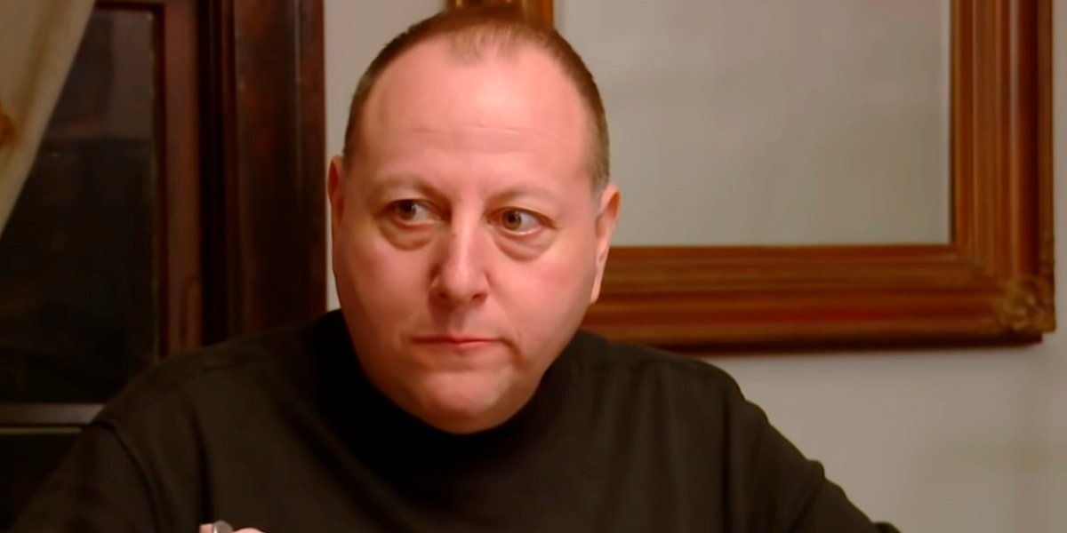 90 Day Fiance's David Toborowsky Shows Off His Startling New Look