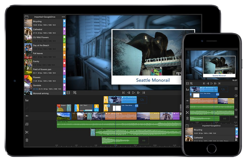 best mobile video editing app without watermark