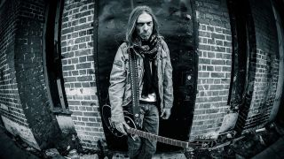 A press shot of rex brown