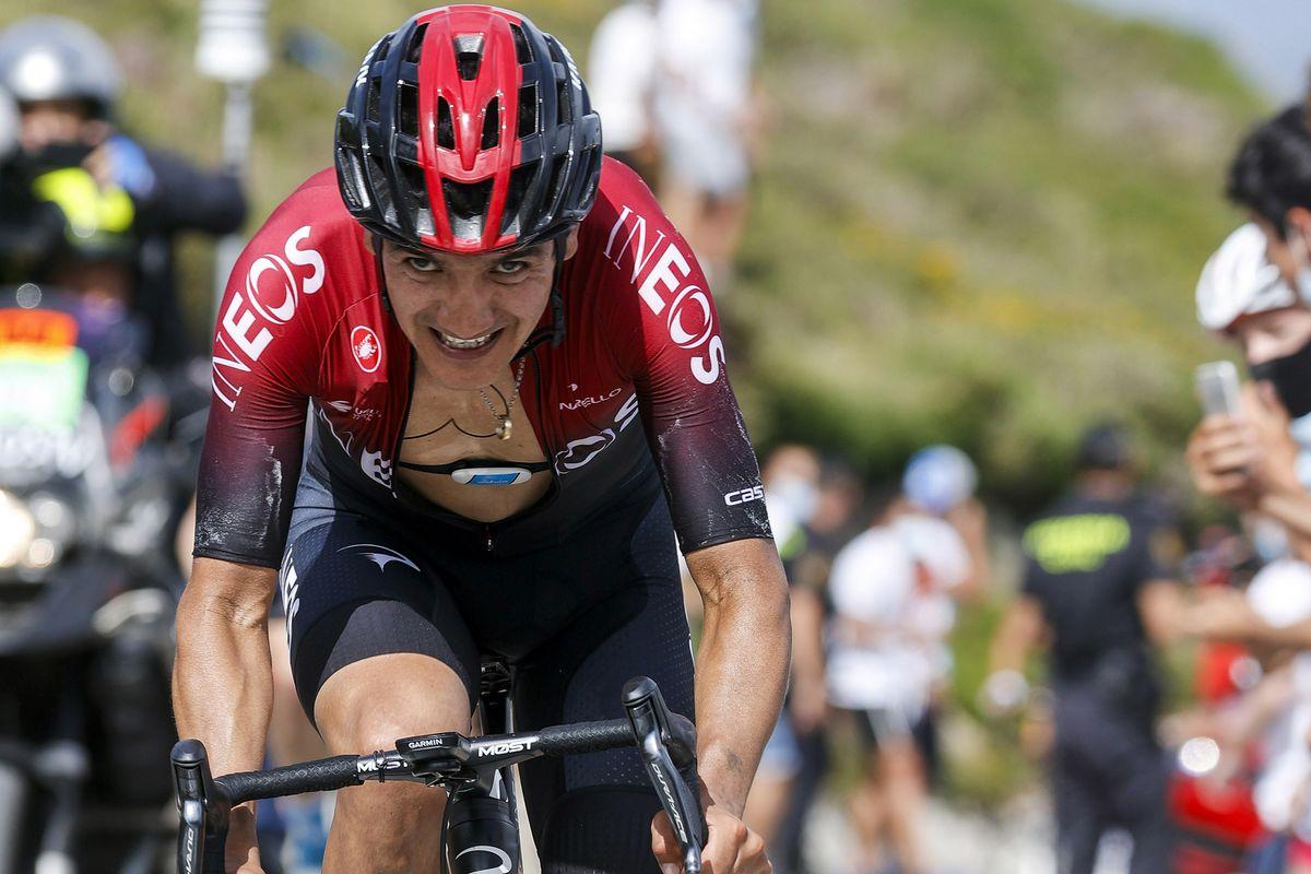 Tour de Pologne: Richard Carapaz takes surprise win on stage 3