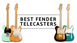 Best Telecasters: top Fender Tele electric guitars for every budget