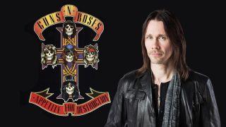Myles Kennedy on Guns N' Roses debut album
