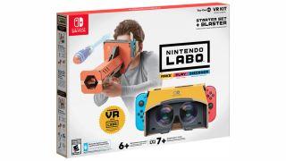 Labo VR Starter Kit (image credit: Nintendo)