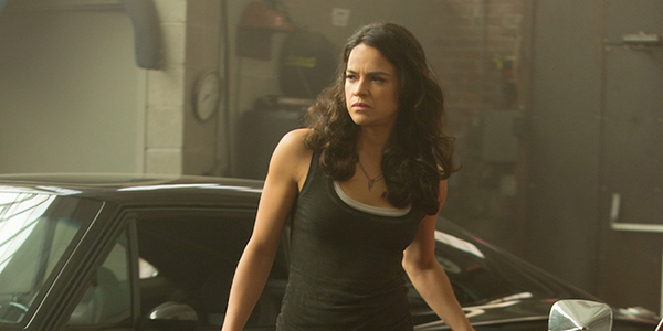 Letty in The Fate of the Furious