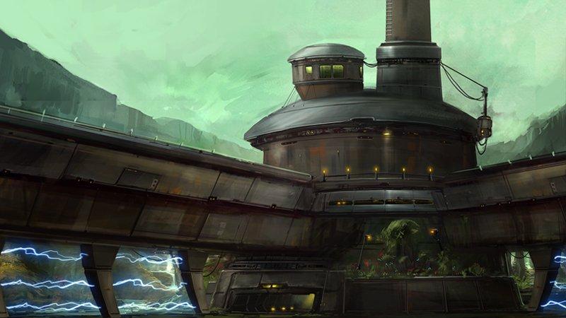Star Wars: The Old Republic Belsavis Screenshots, Trailer  #12210