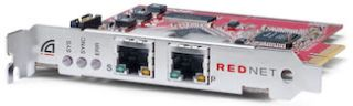 Focusrite Releases RedNet PCIeR Card for Dante Networks