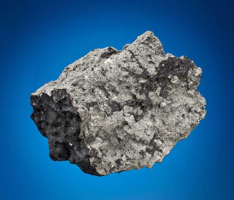 Did water once flow through meteorites?