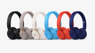 Beats Solo Pro are Beats' first on-ear noise-cancelling headphones