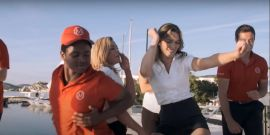 Below Deck: Mediterranean Cast Did A Full Remix To Sir-Mix-A-Lot's 'Baby Got Back' And Now I Like Big Boats Too