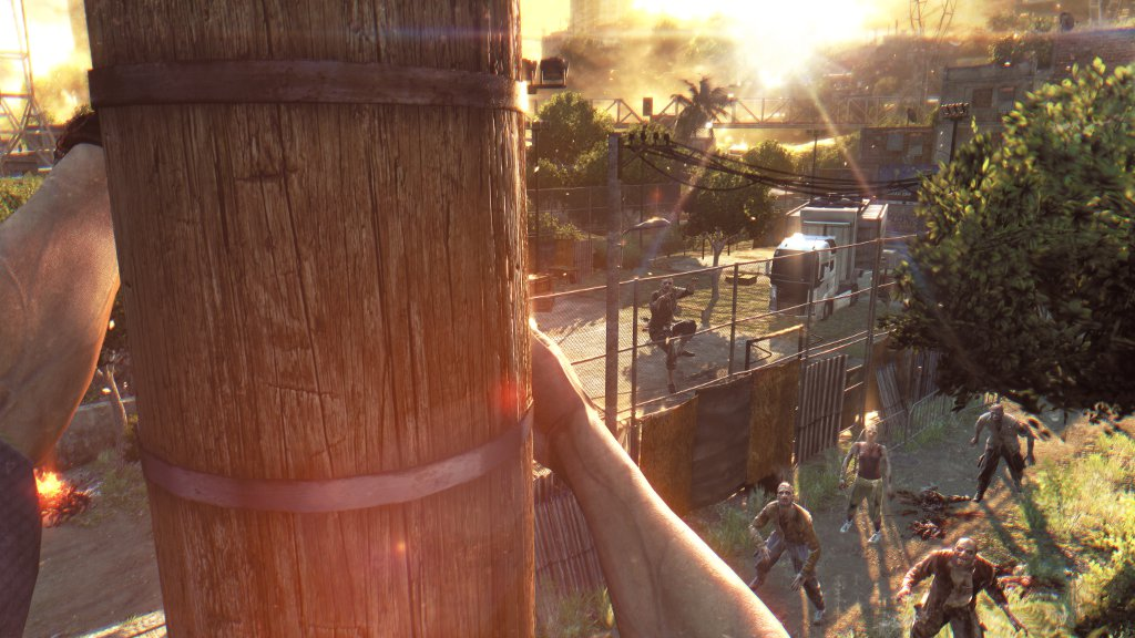 Dying Light Multiplayer Zombie Mode Isn't For Everyone #28608