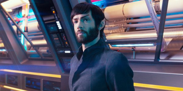 star trek discovery season 2 spock ethan peck cbs all access