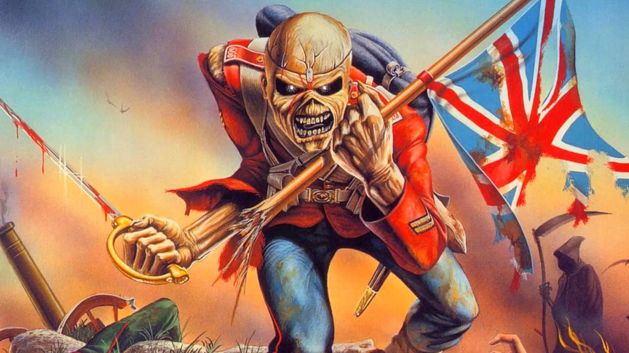 the trooper do iron maiden