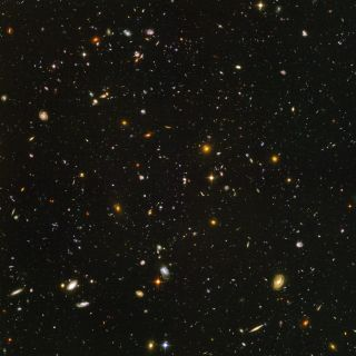 26 Cosmic Photos from the Hubble Space Telescope's Ultra Deep Field