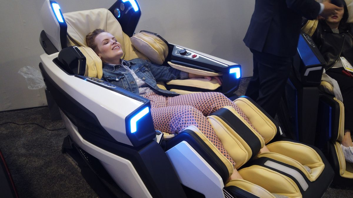 The Weirdest and Wackiest Gadgets of CES 2019