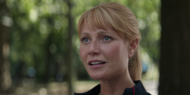 Gwyneth Paltrow Describes What It Was Like Kissing Robert Downey Jr. For The MCU Movies