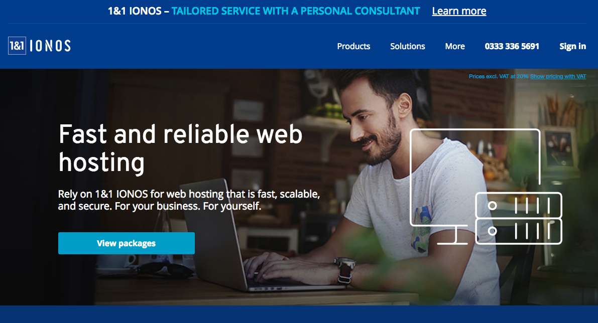 The best web hosting services in 2019 | Creative Bloq
