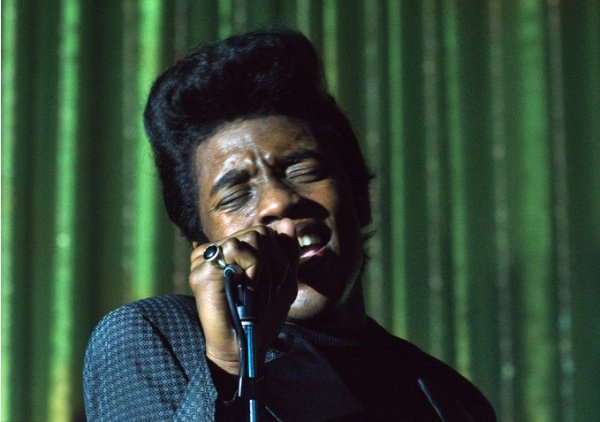 Chadwick Boseman James Brown