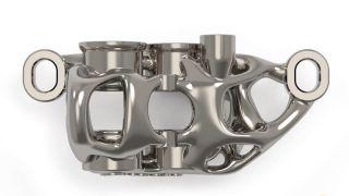 Radic Gamma 4-piston brake