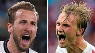 Inghilterra-Danimarca streaming