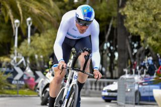 Tirreno Adriatico 2021 - 79th Edition - 7th stage San Benedetto del Tronto - San Benedetto del Tronto 10,1 km - 16/03/2021 - Stefan Kung (SUI - Groupama - FDJ) - photo Tommaso Pelagalli/BettiniPhoto©2021