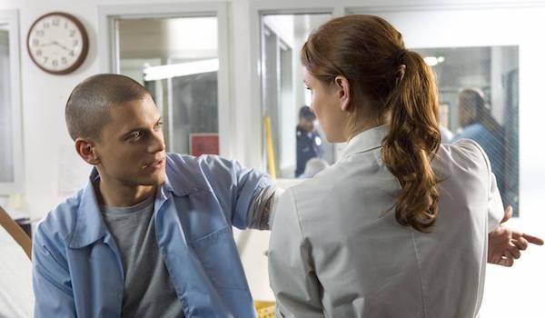 michael sara infirmary prison break