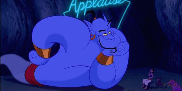 Aladdin < Genie